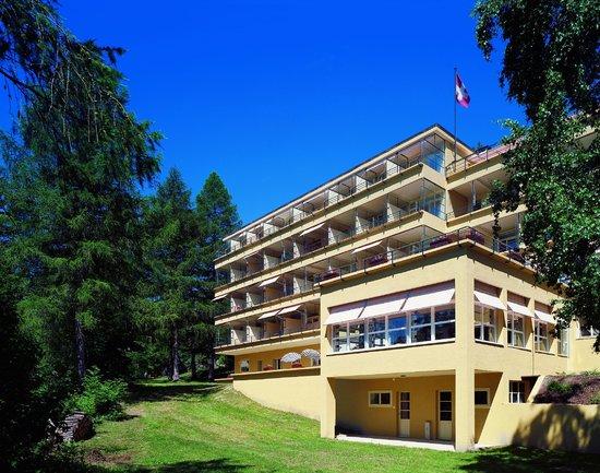 Jugendherberge Crans-Montana Bella lui: Hotel Bella Lui Southside