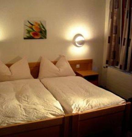 Crans-Montana Youth Hostel Bella Lui : Hotel Bella Lui Room
