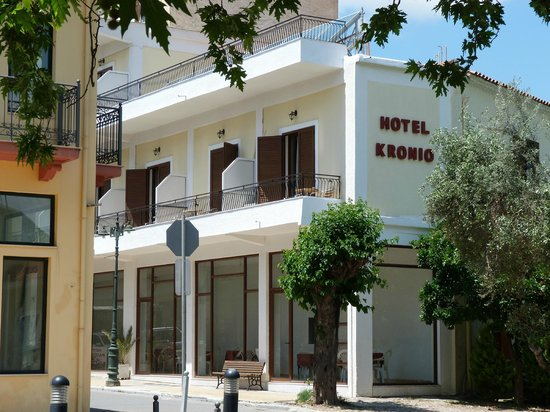 Ξενοδοχείο Κρόνιο: Hotel Kronio