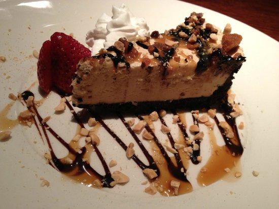 Joe Theismann's Restaurant : Peanut Butter Pie