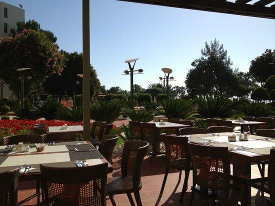 Club Med Palmiye: Au petit déj