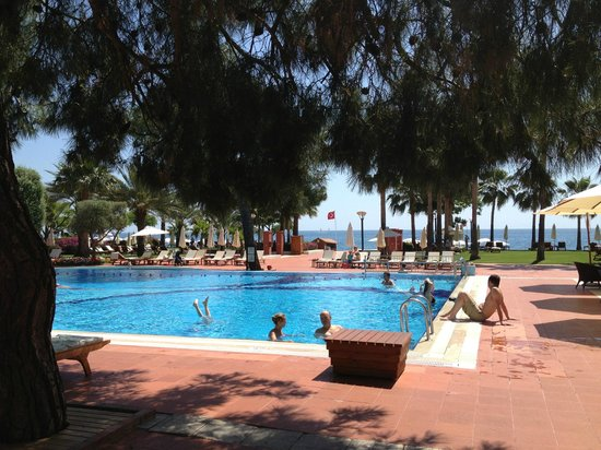 Club Med Palmiye: Piscine de l'hotel
