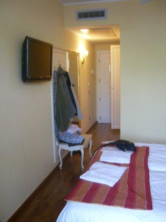 Grand Hotel Britannia Excelsior: bedroom