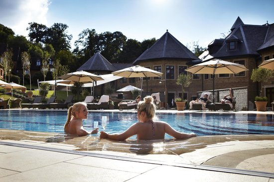 Bagshot, UK: Outdoor Spa