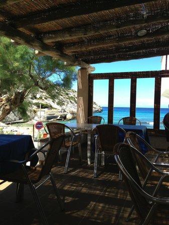 Restaurante Ca'l Patro: Ca'l Patro terrace