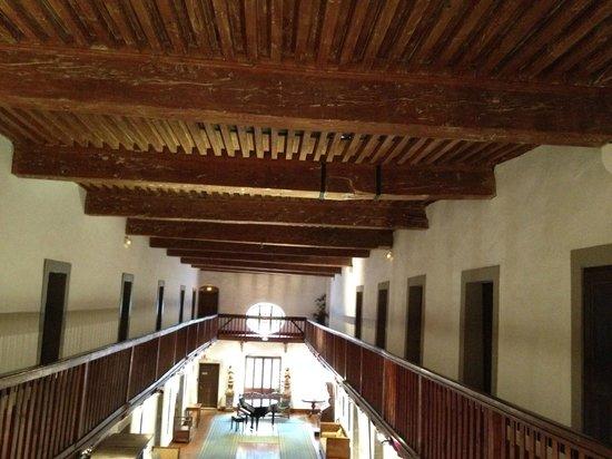 Hotel Abbaye de Talloires : Superbes plafonds