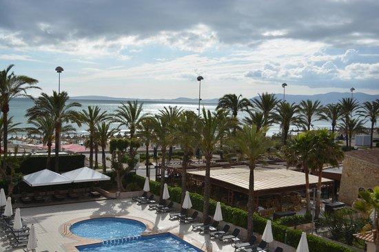 Playa Golf: Vue de la chambre