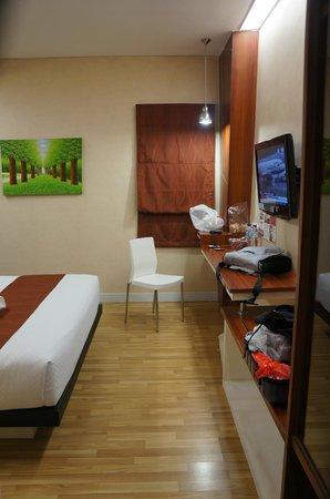 Citihub Gejayan: bedroom