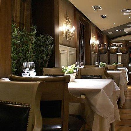 Hotel Sercotel Coto Real: Asador Coto Real