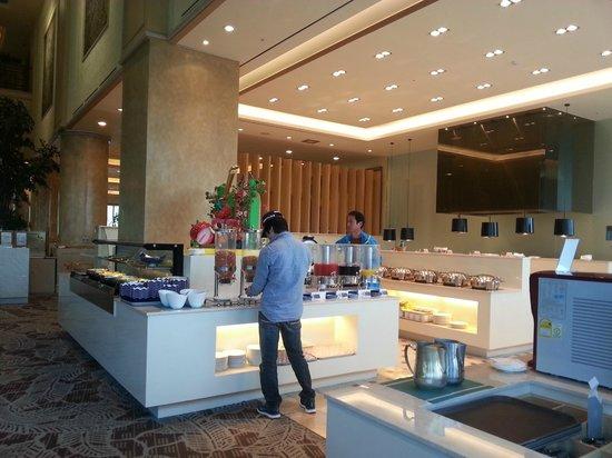 Hotel Hyundai Gyeongju: Breakfast Buffet