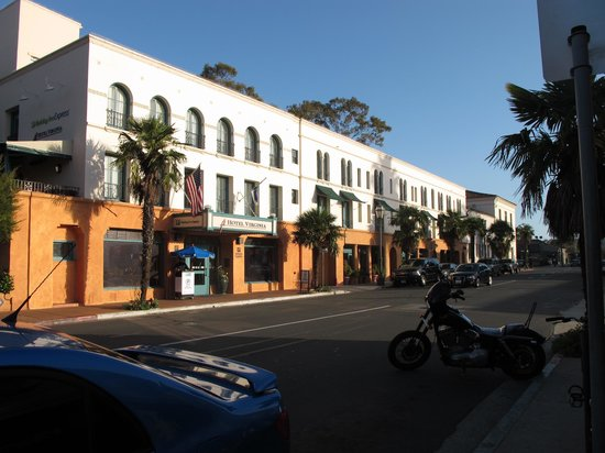 Holiday Inn Express Santa Barbara: Hotel Virginia, aka Holiday Inn Express!