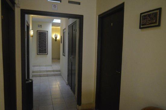 Andrea Hotel : Outside of room