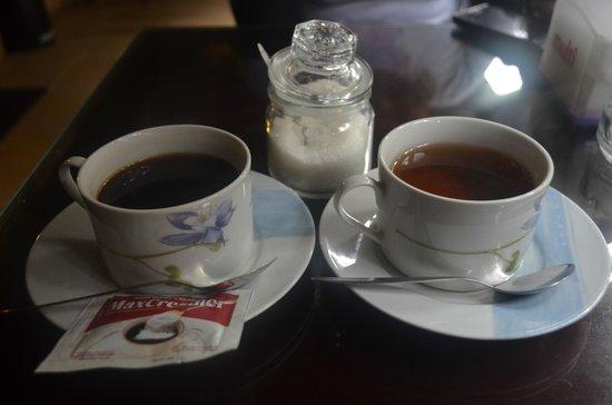 Andrea Hotel : Coffee and Tea