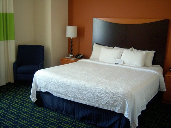 Fairfield Inn & Suites Palm Coast I-95: Executive King Room