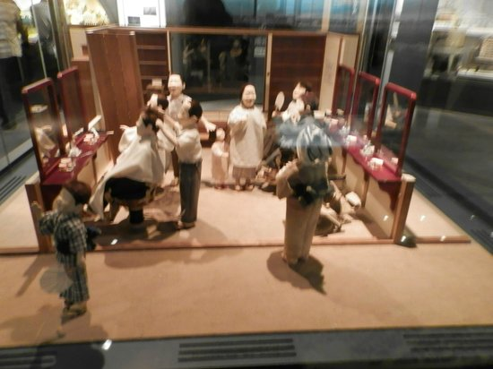 Osaka Museum of Housing and Living: 大阪くらしの今昔館の写真その2