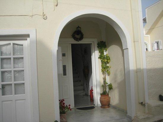 Villa Ilias Caldera Hotel: Villa Ilias Rooms
