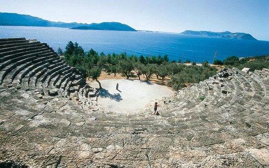 Defne Hotel: antik tiyatro
