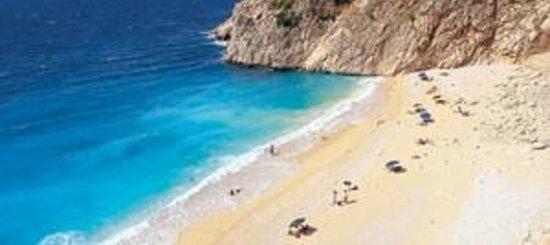 Defne Hotel: kaputaş plajı