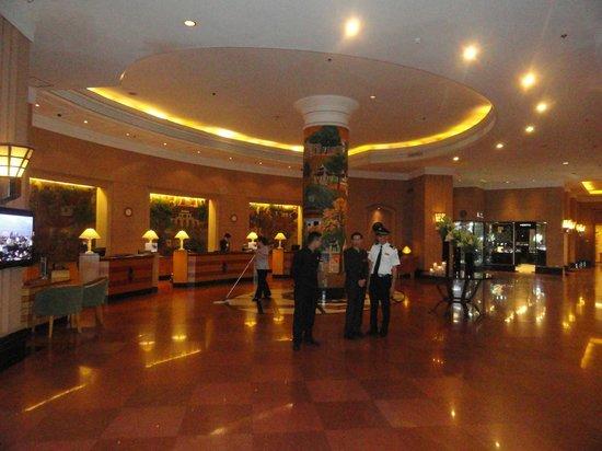 Melia Hanoi: The reception