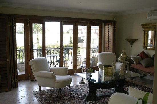 Villa Tuscana: Private Lounge
