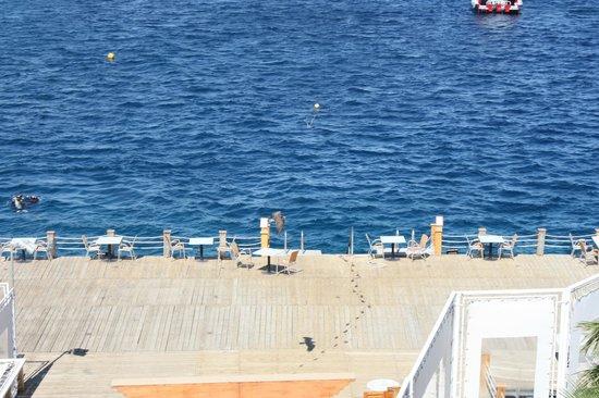 "Lido Sharm Hotel: ""On Deck"" Restaurant"
