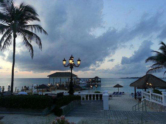Sandals Royal Bahamian Spa Resort & Offshore Island: Pier