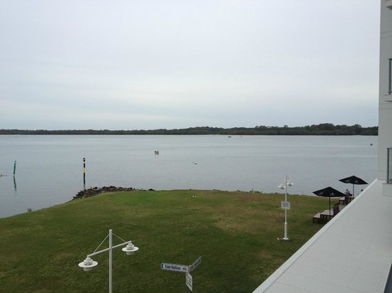 Ramada Hotel & Suites Ballina Byron: View from room