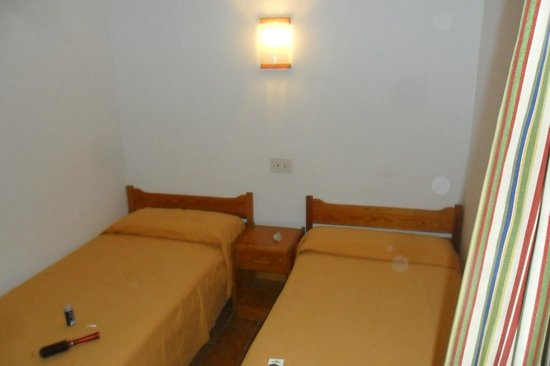 Ibiza Rocks Apartments : Beds