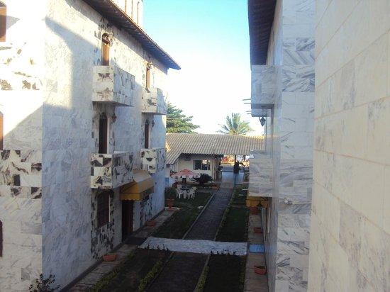 Apart Hotel Vivendas do Sol: VISTA DO APART