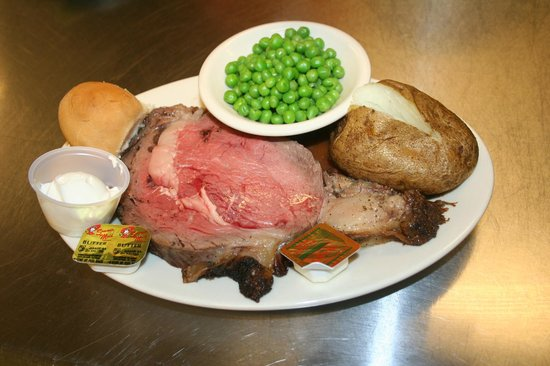 The Funky Red Barn: Thursday Night Prime Rib Dinner special $10.00! Friday and Saturday night $17.00-$25.00