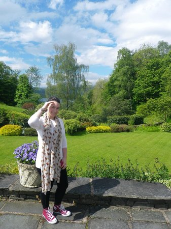 The Samling Hotel: Spectacular grounds!