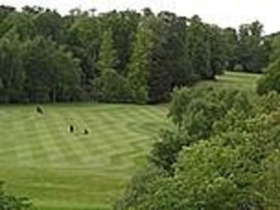 Newbattle Golf Club: view from 17th tee
