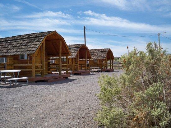 Las Cruces KOA: Cabins