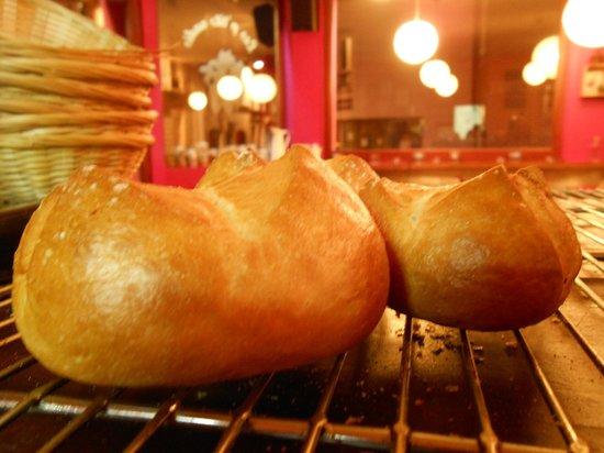 Les P'tits Radis : petits pains maison
