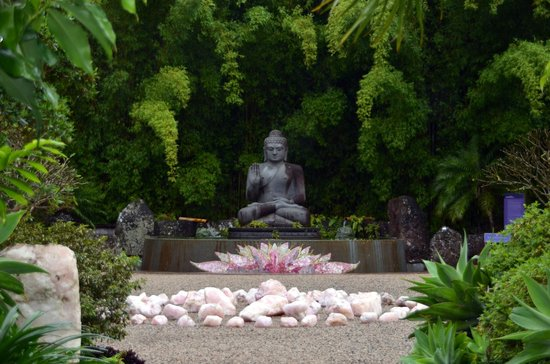 crystal castle gardens - picture of crystal castle  u0026 shambhala gardens  mullumbimby