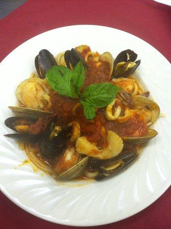 Poppy's Italiano: Fruit di Mare