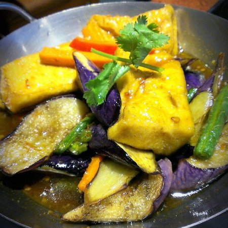 Jean's Vegetarian Kitchen: Eggplant