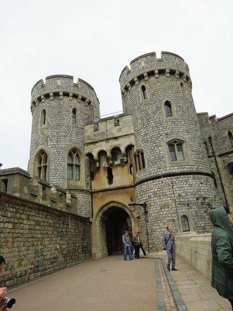A-of Windsor Castle from inside Windsor Castle - Picture of Windsor Castle, Windsor ...