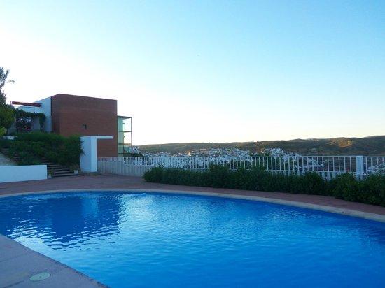Mirador de Montoro: piscina con vistas a Montoro