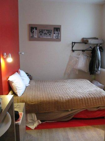 Cœur de City Hotel Nancy Stanislas by HappyCulture : rangement pour vos vêtements