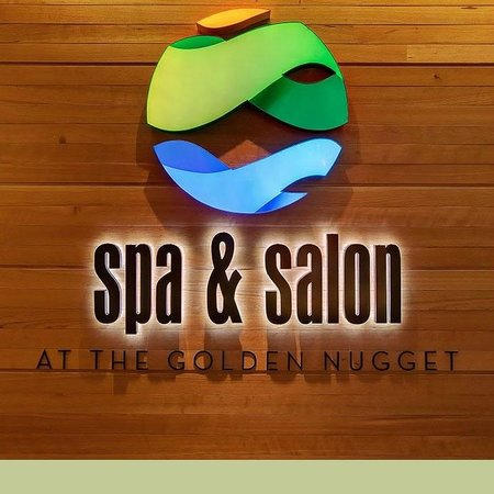 Spa and Salon at the Golden Nugget