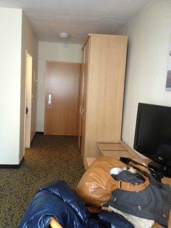 Mark Apart Hotel : Hotelzimmer (Eingang)
