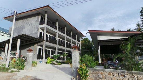 Baan Suan Ta Hotel: Neues Hotelgebäude