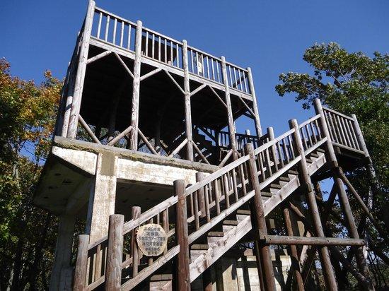 Sarubo Observatory: 展望台