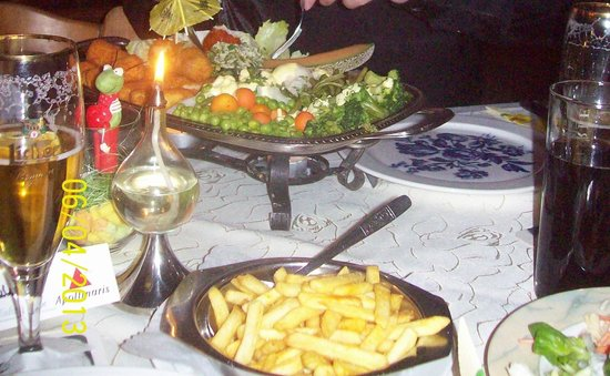 Restaurant Kaiser Wilhelm Schnitzelstuben