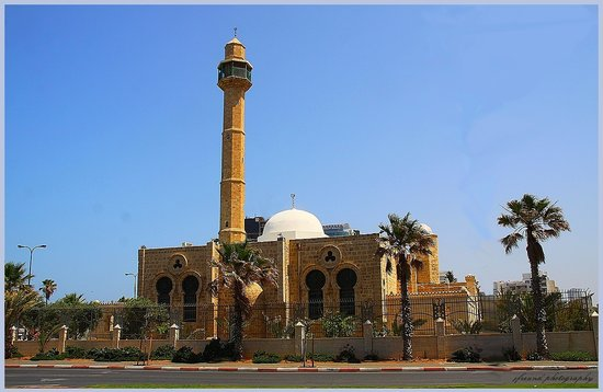 Ja'ama'a-el-Bahr Sea Mosque