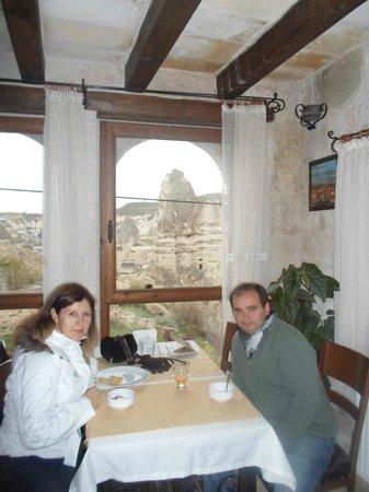 Divan Cave House: café da manhã