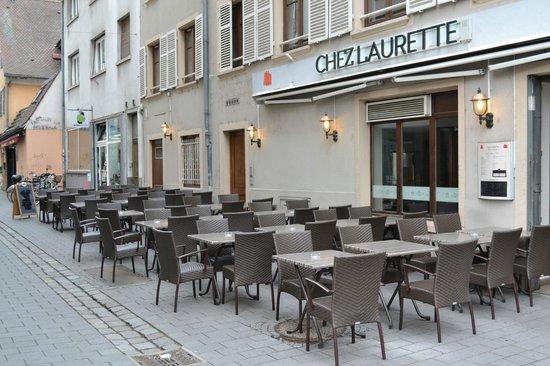 Terrasse Restaurant Strasbourg : terrasse Photo de Chez Laurette, Strasbourg TripAdvisor