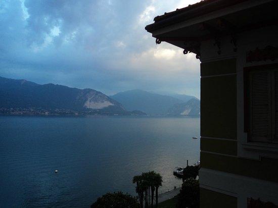 Hotel Pallanza : vue de la chambre