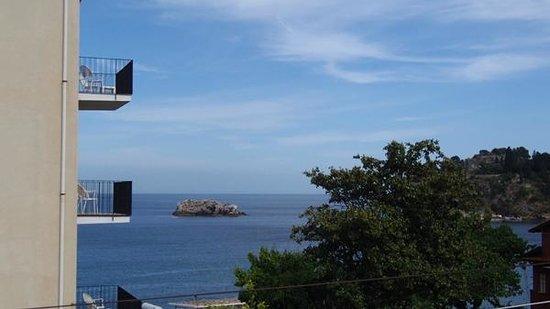 Villa Carmelas: Vista desde el balcón